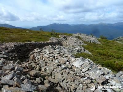 Peña Cítores, Cumbre Peñalara; viajes senderismo verano; asociaciones de montaña madrid